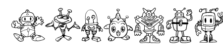 Bots'n Droids Sample
