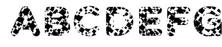 Pabellona [A] S?mplex Sample