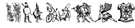 Ancient warriors and weapons tfb Sample