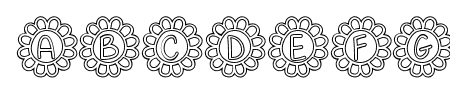 Flower Power Hollow Sample