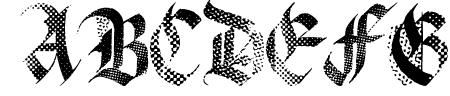 MecaGothix Sample