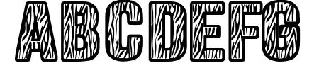 Zebraliner Sample
