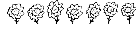 FE-Maja'sFlowers Sample