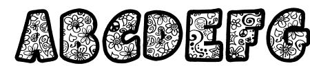 Flowers Power Sample