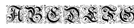 Feinsliebchen Barock Regular Sample