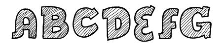 Sketch Script Cool Sample