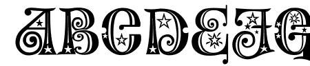Wonderland Stars Sample