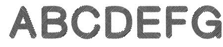 Stripy-Reg Sample