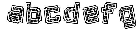 Pixel Chaos Sample