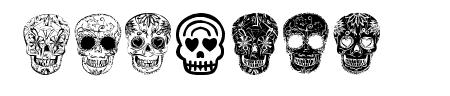 Mexican Skull Sample