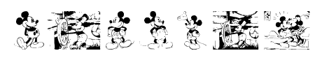 Mickey Vintage Sample