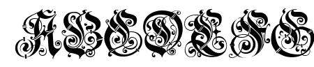 JenaGotisch Sample