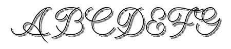 BranumCursive Sample