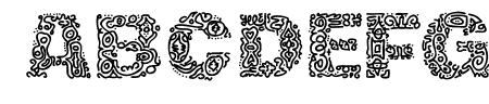 Hierograf Pattern PERSONAL USE Sample