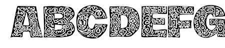 Hierograf Black PERSONAL USE Sample
