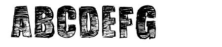 Manuscrit Regular Sample