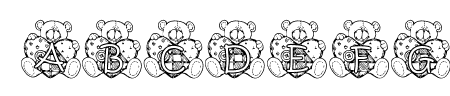 KG PATCHBEAR Sample