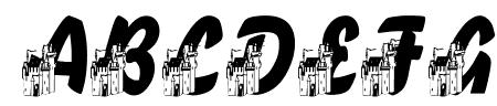 LMS Fairytale Chateau Sample