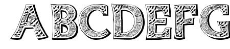 Zentyp Demo Regular Sample