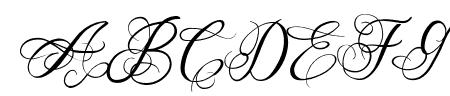 One Chance Script Regular Sample