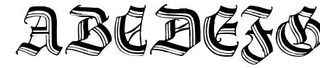 DS HermannGotisch Sample
