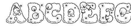 PC Snowballs Sample