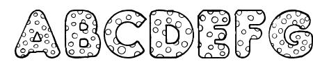 KG ABCs Sample