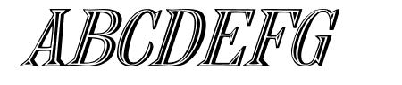 Nauert-Italic Sample