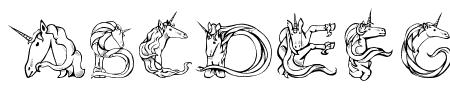 Magical Unicorn Princess Sample
