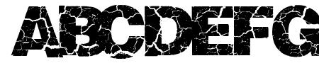 Crackvetica Sample