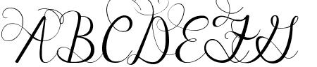 Janda Celebration Script Sample