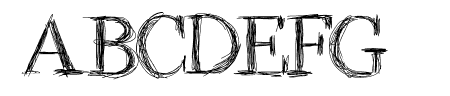 Aka-AcidGR-RomanScript Sample