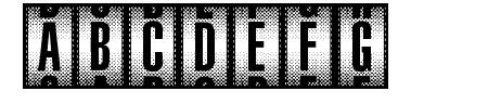 Counter-Dial Sample