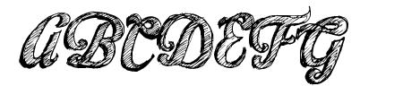 Sketch Toska Sample