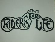 Riders For Life logo