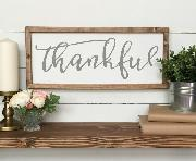 looking for this thankful font