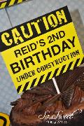 looking for the CAUTION font