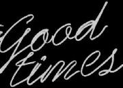 "Experts, please what font for ""Good times"""