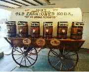 looking for the 'OLD FASHIONED SODA font